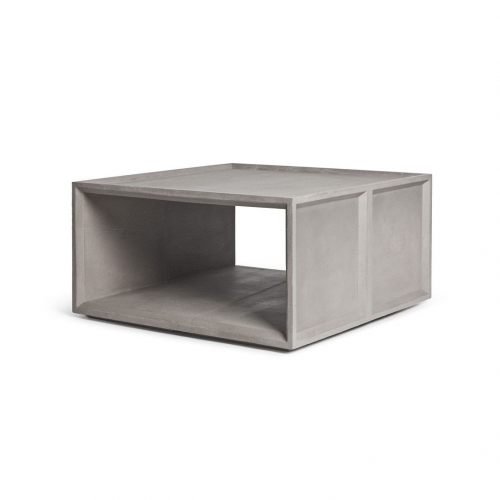 Plus 4 – concrete storage cube