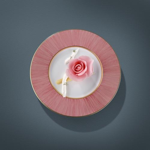 Dessert plate - Carbone
