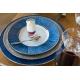 Carbone dessert plate