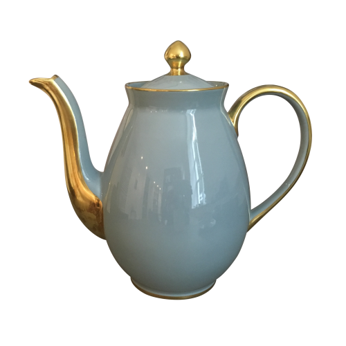 Round coffee pot 12 cups - Sous le Soleil