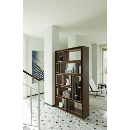 First bookshelves