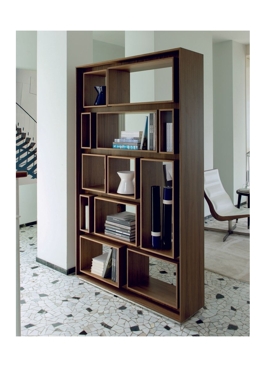 First bookshelves