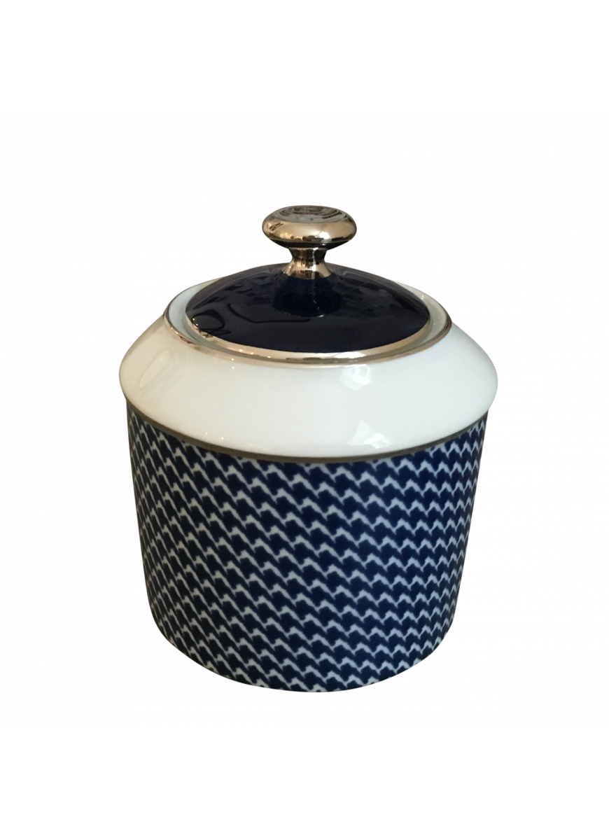 Empire sugar bowl 6 cups - Houndstooth