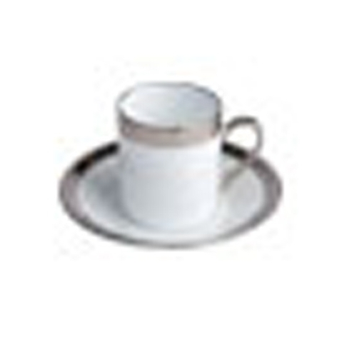 Empire coffee cup & saucer - Alliance