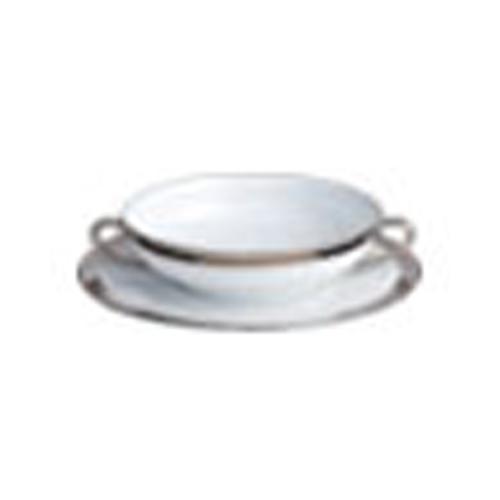 Cream soup cup & saucer - Alliance