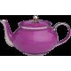 Round tea pot 12 cups - Sous le Soleil