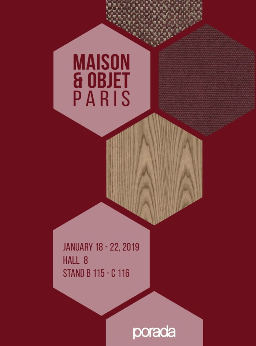 MaisonObjet Fair 2019
