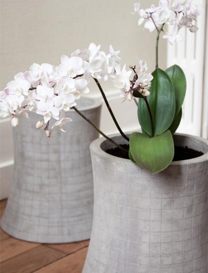 Nuclear plant flower pot