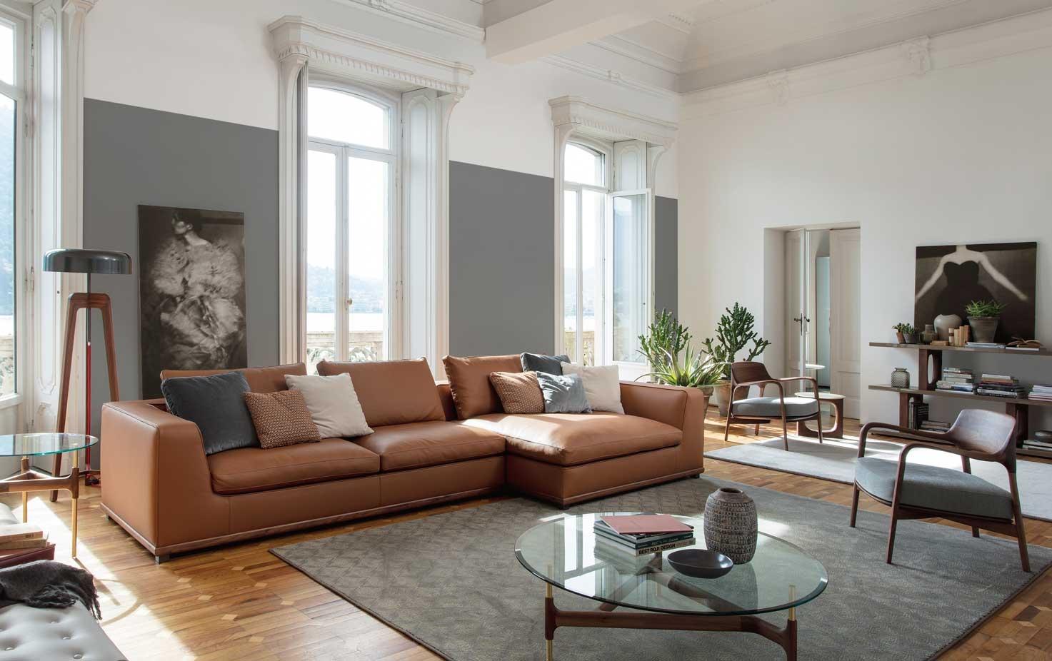 Kirk modular sofa